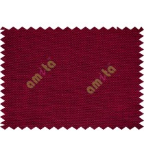 Maroon black thick sofa cotton fabric